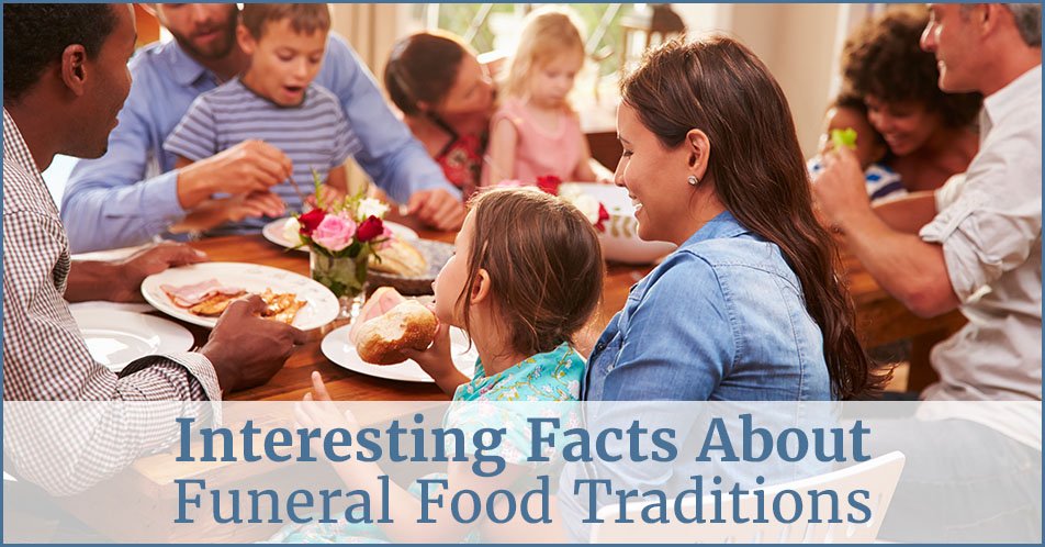 Interesting Facts About Funeral Food Traditions